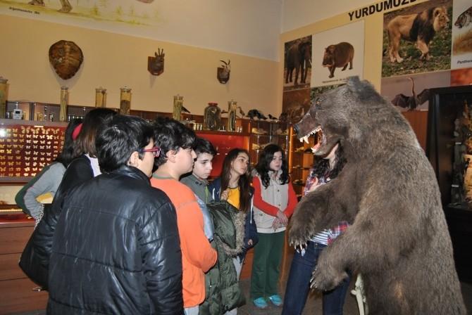 Öğrencilerin Zooloji Merakı