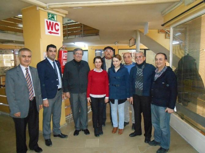 Yerel Tarih Araştırma Grubu Emirdağlılar Derneği'ni Ziyaret Etti