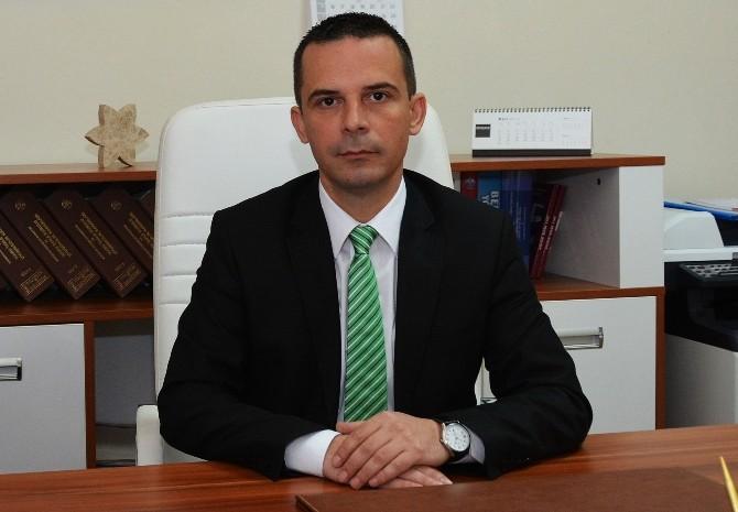Yunusemre Belediyesi Başkan Yardımcılığına Hakan Yılmazbaş Getirildi