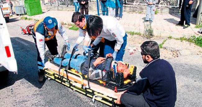 'Polisten kaçma kaskı' öldürüyordu