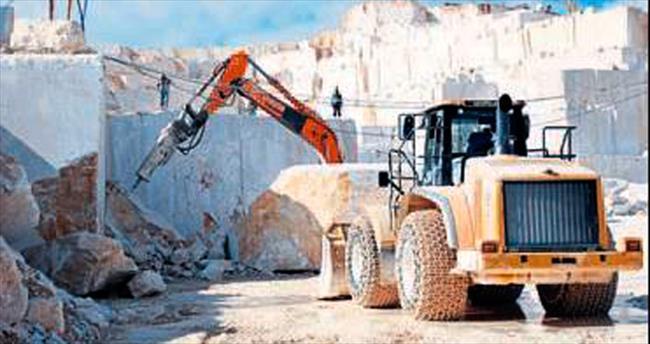 Burdur'da doğal taş üretimi için OSB kuruluyor