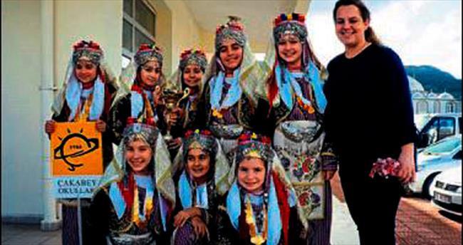 İzmir'in gururu Çakabey takımı