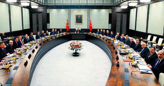 Bakanlar Kurulu 2. kez Beştepe'de