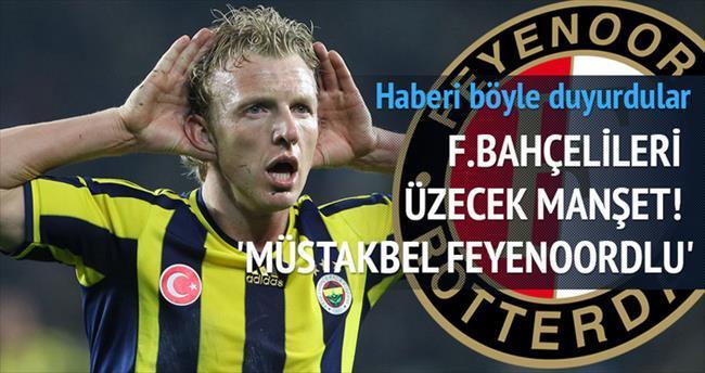 Müstakbel Feyenoordlu derbinin kahramanı!