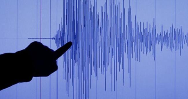 Çin'de 4,5 büyüklüğünde deprem
