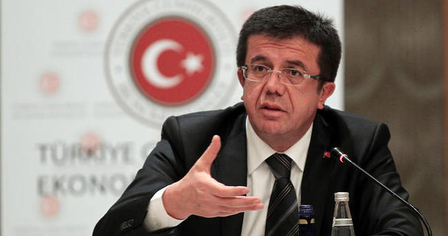 Nihat Zeybekci'den dolar açıklaması