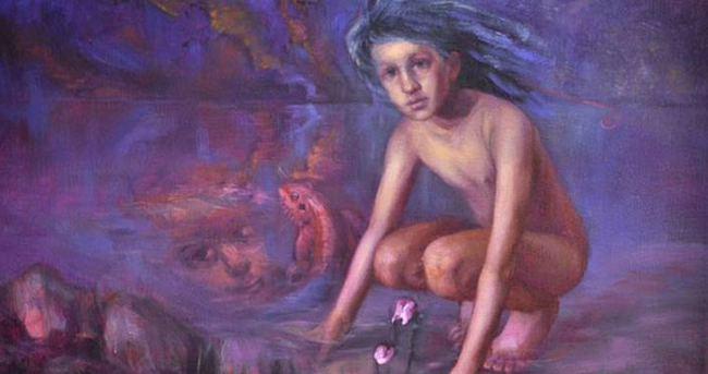 Ressam Feyzan Alasya'dan 'Son Mutasyon'