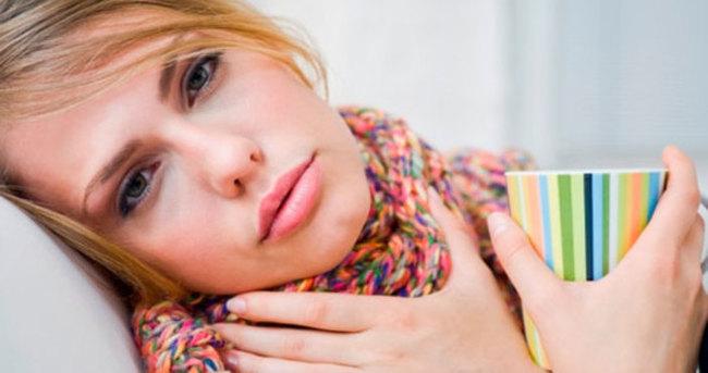 Hamilelik sırasında soğuk algınlığı tedavisi