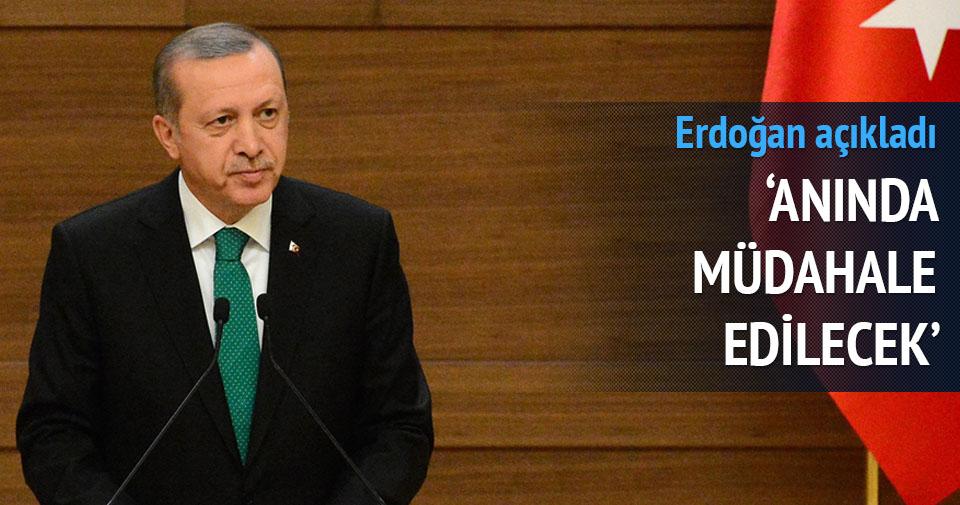 Erdoğan: Partimde ihanet edenler çıktı