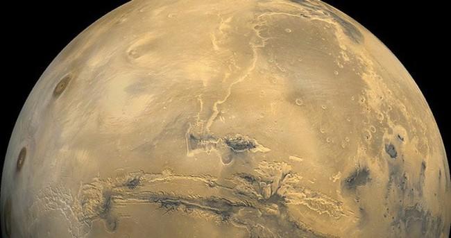 NASA'dan Mars'ta okyanus iddiası