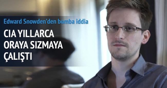 CIA Iphone'a sızmaya çalıştı