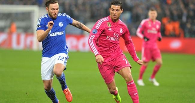 Real Madrid-Schalke 04 - GENİŞ ÖZET