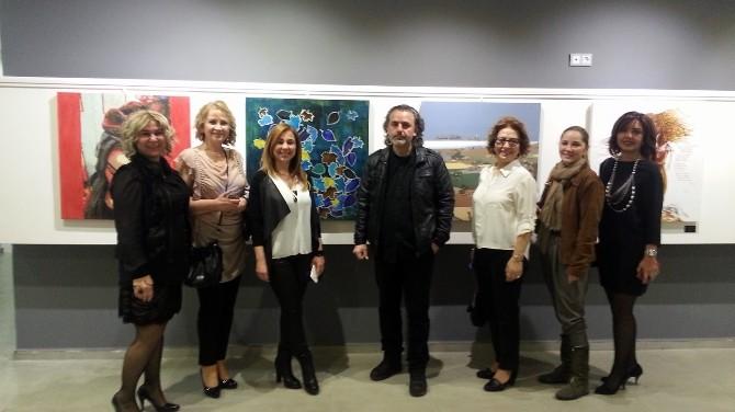 29 Sanatçı Sergi Açtı
