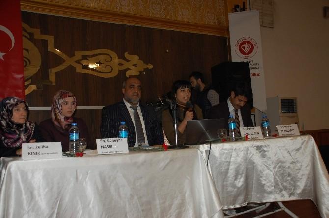 İl Müftülüğü'nden 8 Mart Kadınlar Günü Paneli