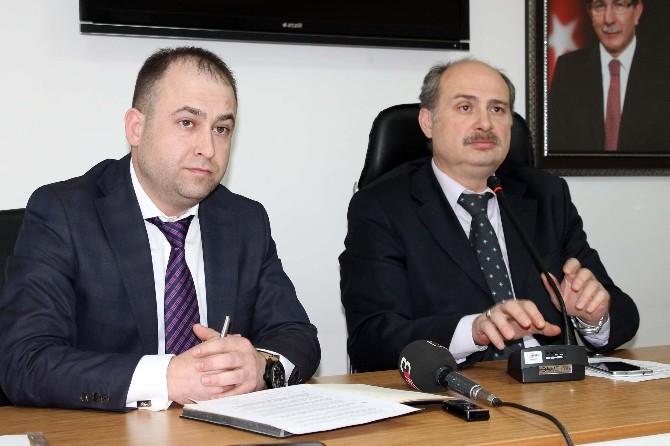 AK Parti Afyonkarahisar İl Teşkilatından Gündem Değerlendirme Toplantısı
