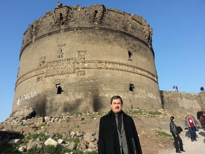 Başkan Eser, Diyarbakır'da İncelemelerde Bulundu
