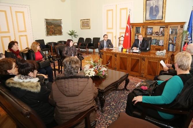 Bulgaristan'dan Bursa'ya Teşekkür