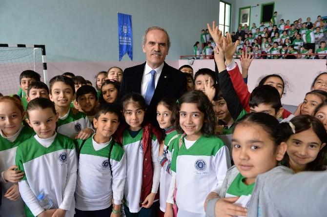 Büyükşehir Spor Şenlikleri Yenişehir'de Başlıyor