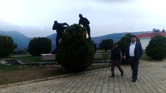 Kocaseyit Anıtı 100. Yıla Hazırlanıyor