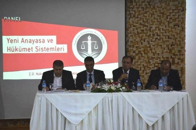 Gülsoy: Gelişen Türkiye'ye Modern Bir Anayasa Borcumuz Var