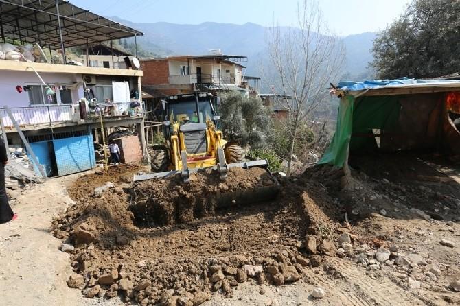 Efeler Belediyesi Vatandaşın Yol İsteğini 1 Haftada Yerine Getirdi
