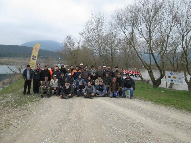 Esabder'den 2014 -2015 Sazan Avı Kapanış Etkinliği