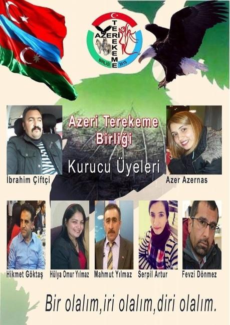 Azeri Terekeme Birliği Kuruldu