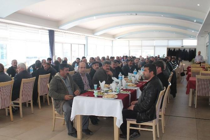 HDP Heyeti Muhtarlarla Bir Araya Geldi