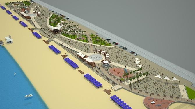 Karasu Sahil Parkı Projesinin İhalesi Sonuçlandı