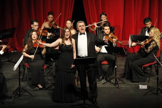 PAÜ Akademik Oda Orkestrası 'Bahar Konseri' Verdi