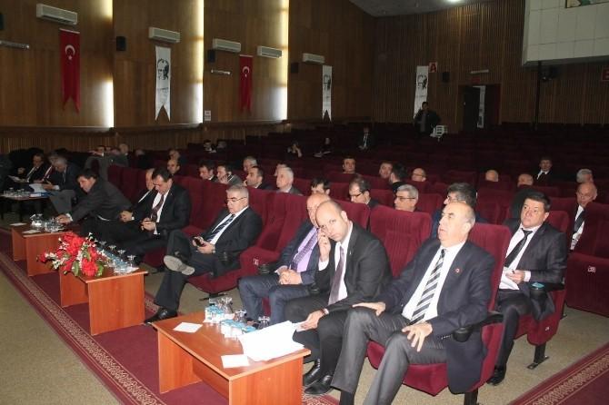 Tekirdağ Büyükşehir Belediye Meclisi Mart Ayı Toplantısı Yapıldı