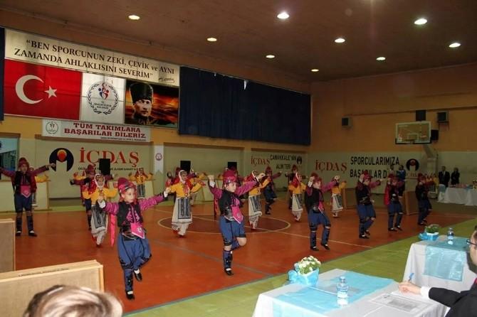 İstiklal İlkokulu Çanakkale'yi Temsil Edecek