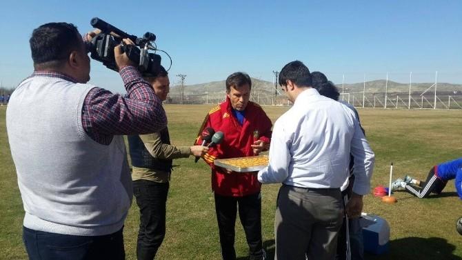 Yeni Malatyaspor'a Tatlılı Ziyaret