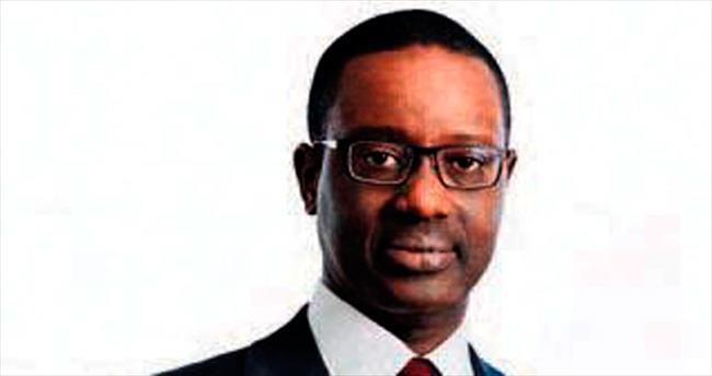 Credit Suisse'e Afrikalı CEO geliyor