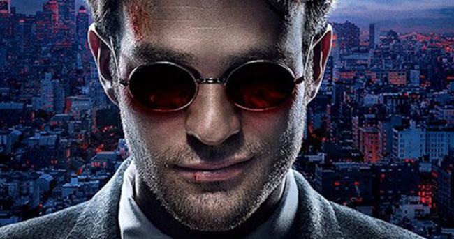 Daredevil'dan karakter posteri