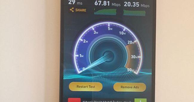 Vodafone'dan 4G'de bir ilk
