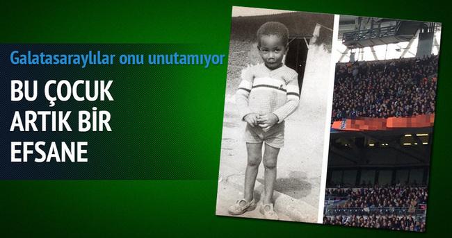 Büyüdü Galatasaray'ın efsanesi oldu!