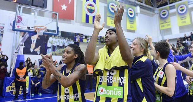 Fenerbahçe potada Dörtlü Final'e yükseldi
