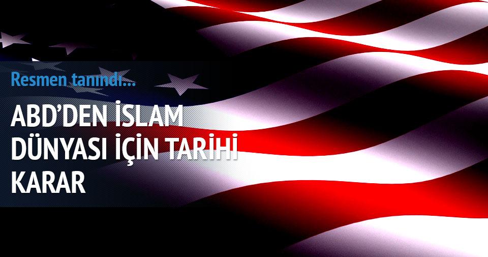 ABD'deki ilk İslam üniversitesine resmi tanıma