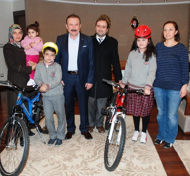 5 Bin Öğrenciye Bisiklet Dağıtılacak