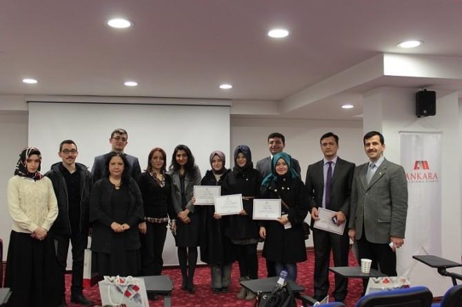 Ankara Kalkınma Ajansı Proje Hazırlama Eğitimleri Tamamlandı