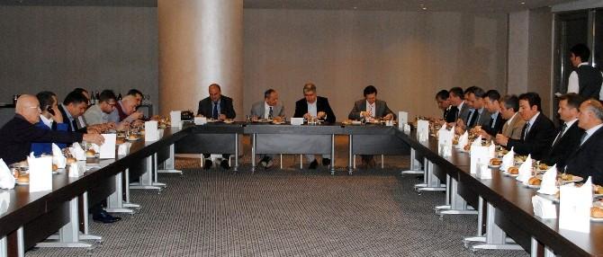 Sektör Paydaşları Toplantıda Bir Araya Geldi