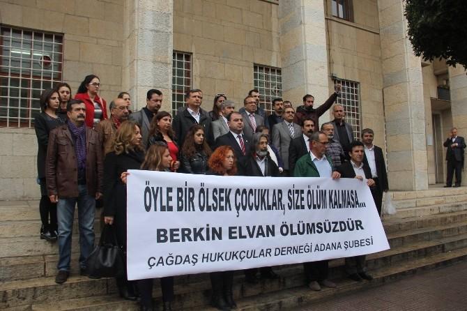 Hukukçular Berkin Elvan'ı Andı