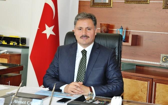Çakır'dan İstiklal Marşı'nın Kabulü Ve Mehmet Akif Ersoy'u Anma Günü Mesajı