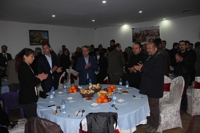 HDP'den Dayanışma Yemeği
