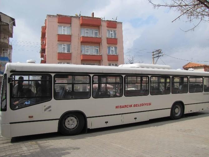 İstanbul Büyükşehir Belediyesi'nden Hibe Otobüs