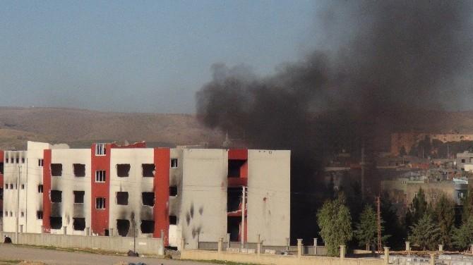 Nusaybin'deki Öğrenci Yurdu 6 Ayda 8. Kez Yakıldı