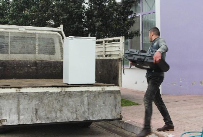 Orduspor'da Haciz Şoku