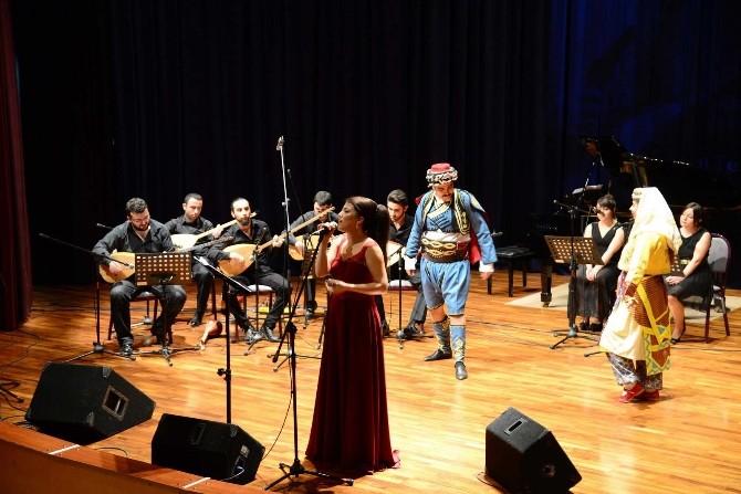 SAÜ'de Ustalara Saygı Konseri