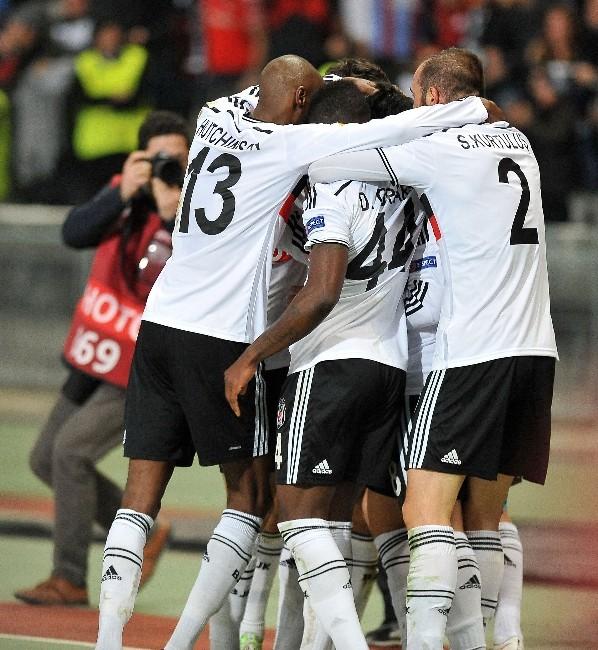 Beşiktaş, Brugge'a Avantaj İçin Gidiyor